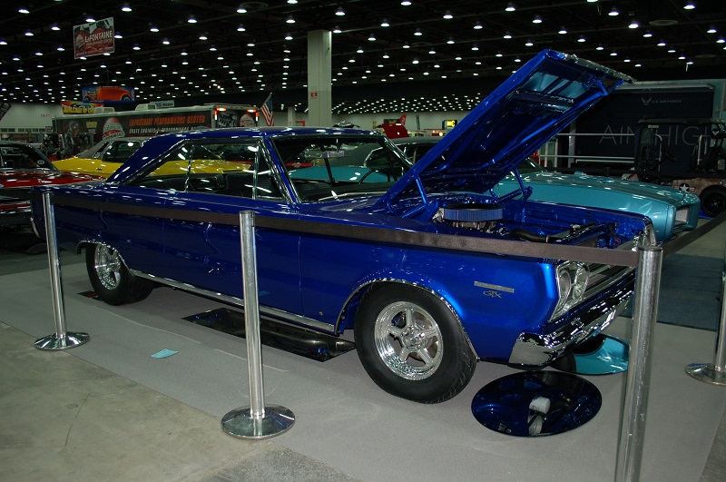 Photo Gallery: 2019 Detroit Autorama - News and blogs - Hot Rod Time Detroit-2019-125