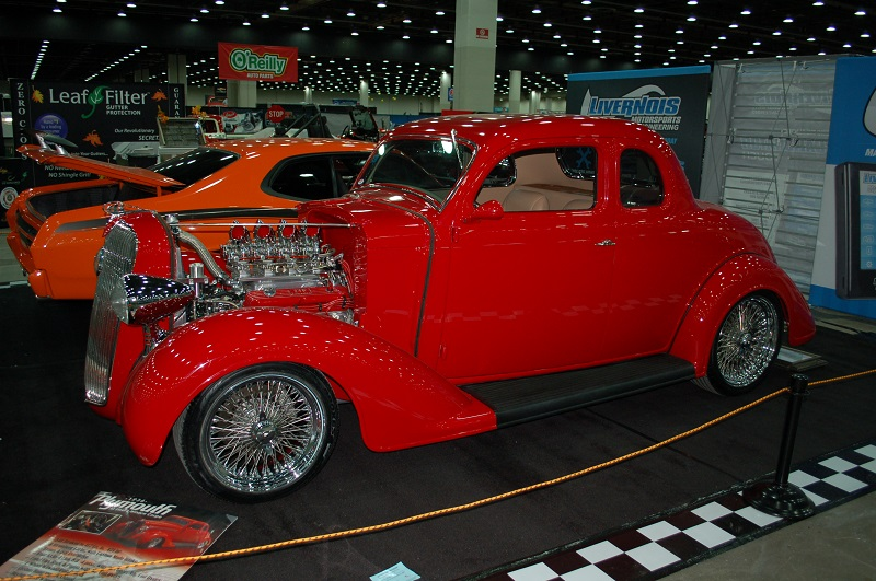 Photo Gallery: 2019 Detroit Autorama - News and blogs - Hot Rod Time Detroit-2019-126