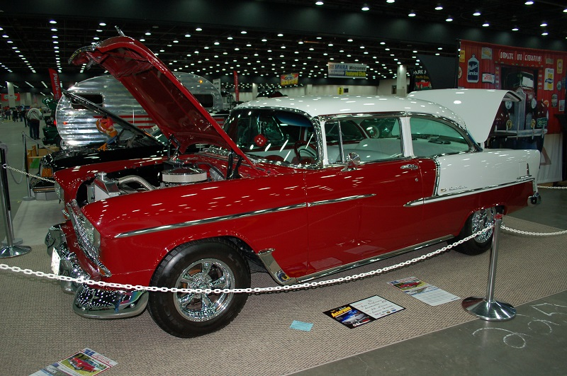 Photo Gallery: 2019 Detroit Autorama - News and blogs - Hot Rod Time Detroit-2019-14