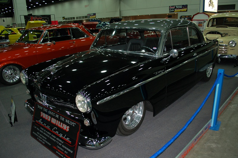 Photo Gallery: 2019 Detroit Autorama - News and blogs - Hot Rod Time Detroit-2019-15