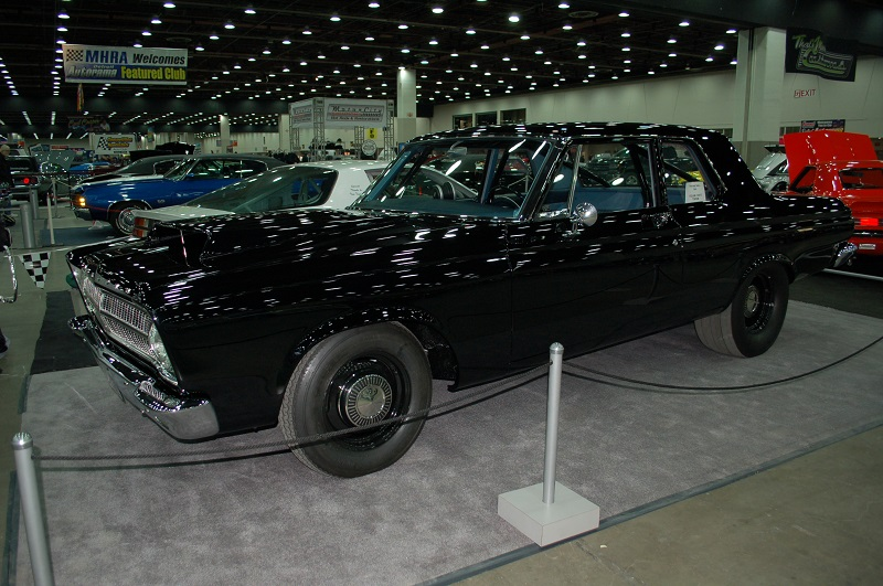 Photo Gallery: 2019 Detroit Autorama - News and blogs - Hot Rod Time Detroit-2019-18