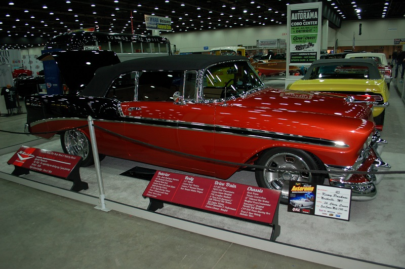 Photo Gallery: 2019 Detroit Autorama - News and blogs - Hot Rod Time Detroit-2019-23