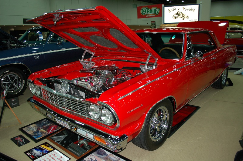 Photo Gallery: 2019 Detroit Autorama - News and blogs - Hot Rod Time Detroit-2019-27