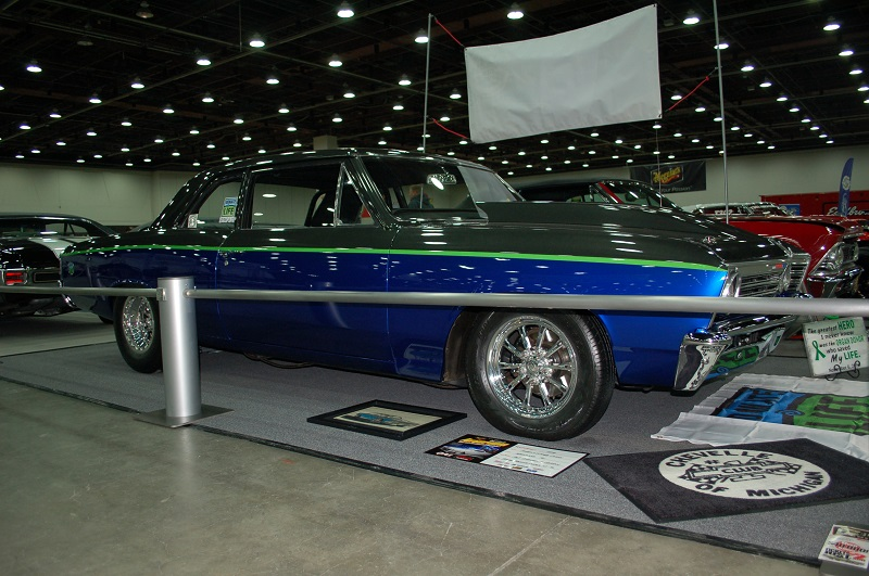 Photo Gallery: 2019 Detroit Autorama - News and blogs - Hot Rod Time Detroit-2019-34