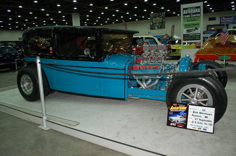 Photo Gallery: 2019 Detroit Autorama - News and blogs - Hot Rod Time Detroit-2019-36