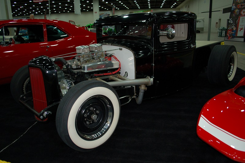 Photo Gallery: 2019 Detroit Autorama - News and blogs - Hot Rod Time Detroit-2019-45