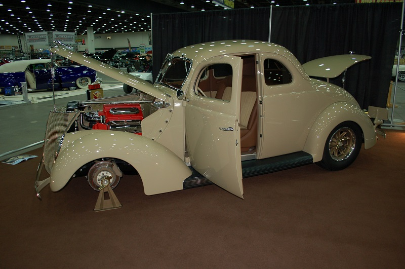Photo Gallery: 2019 Detroit Autorama - News and blogs - Hot Rod Time Detroit-2019-77
