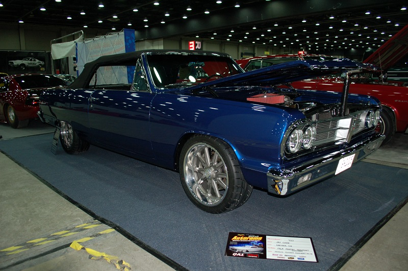 Photo Gallery: 2019 Detroit Autorama - News and blogs - Hot Rod Time Detroit-2019-90