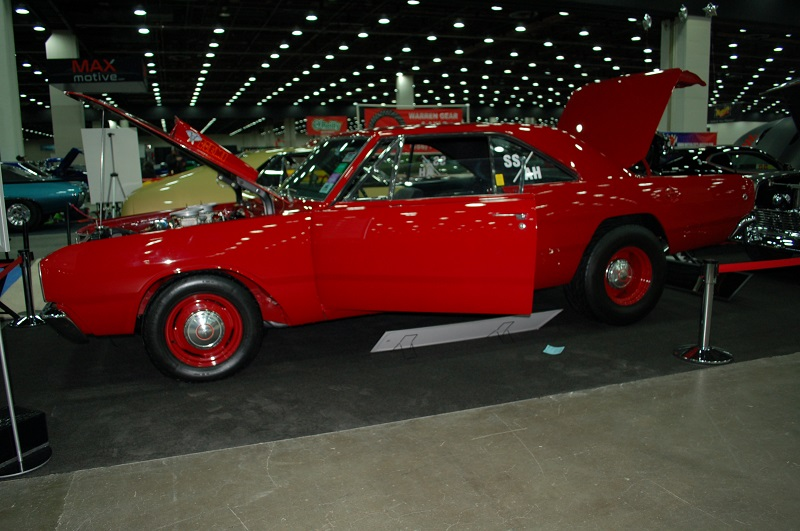 Photo Gallery: 2019 Detroit Autorama - News and blogs - Hot Rod Time Detroit-2019-94