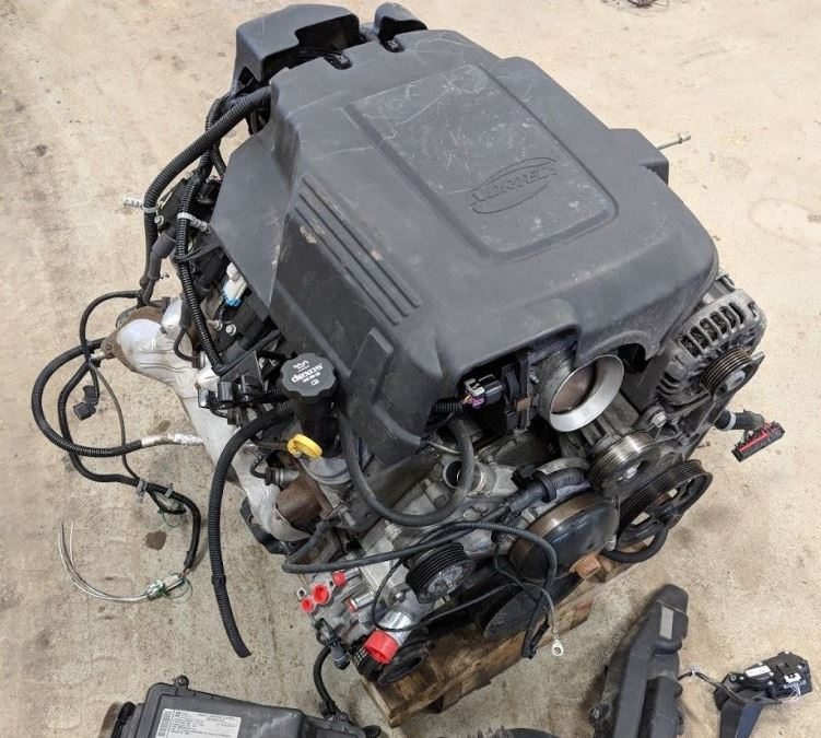 L9H 6.2L Engine Specs: Performance, Bore & Stroke, Cylinder Heads, Cam Specs & More
