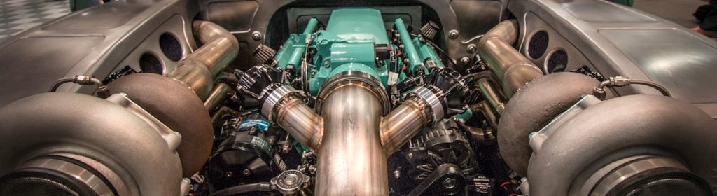6.2L LS twin turbo - driving line