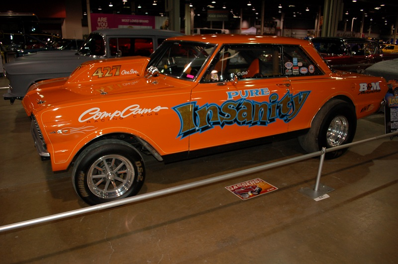 Photo Gallery: Chicago World of Wheels 2019 - News and blogs - Hot Rod Time Chicago-19-121