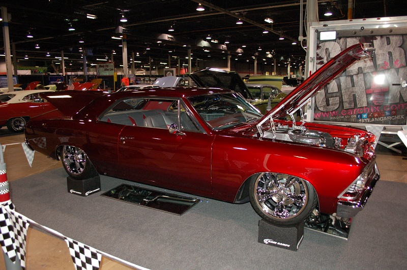 Photo Gallery: Chicago World of Wheels 2019 - News and blogs - Hot Rod Time Chicago-19-139
