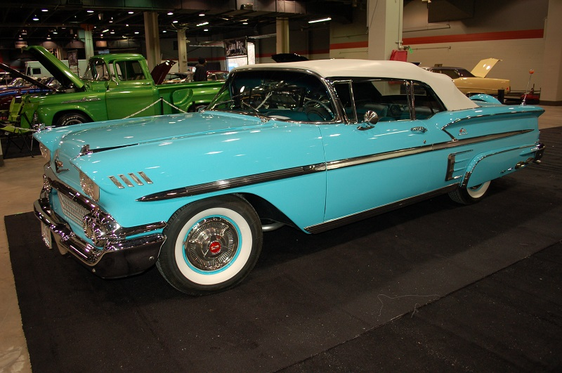 Photo Gallery: Chicago World of Wheels 2019 - News and blogs - Hot Rod Time Chicago-19-38