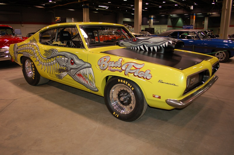 Photo Gallery: Chicago World of Wheels 2019 - News and blogs - Hot Rod Time Chicago-19-41