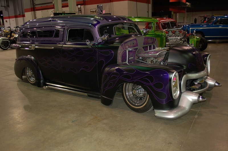 Photo Gallery: Chicago World of Wheels 2019 - News and blogs - Hot Rod Time Chicago-19-43