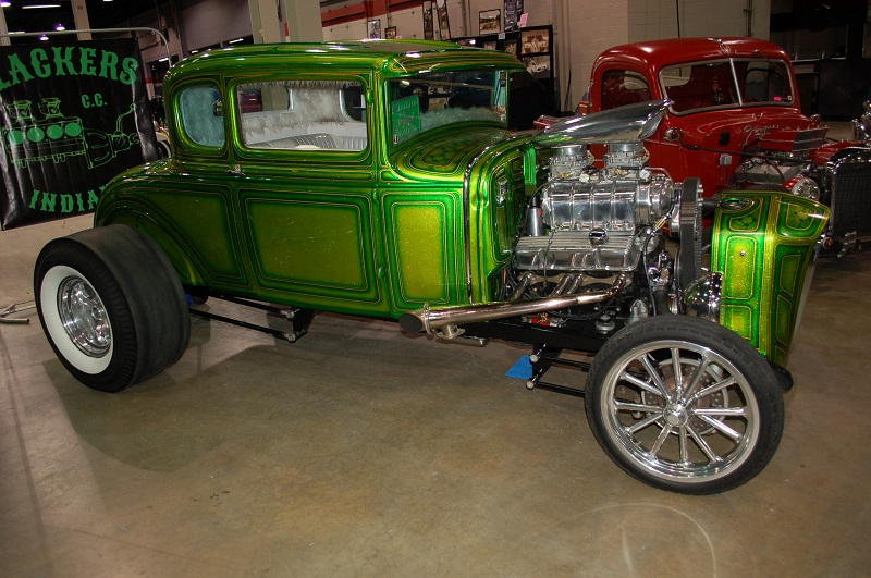 Photo Gallery: Chicago World of Wheels 2019 - News and blogs - Hot Rod Time Chicago-19-44