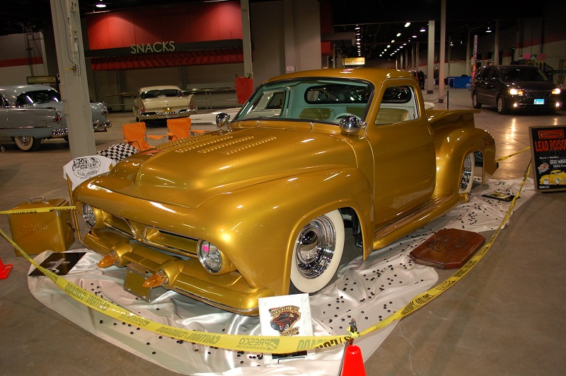 Photo Gallery: Chicago World of Wheels 2019 - News and blogs - Hot Rod Time Chicago-19-51