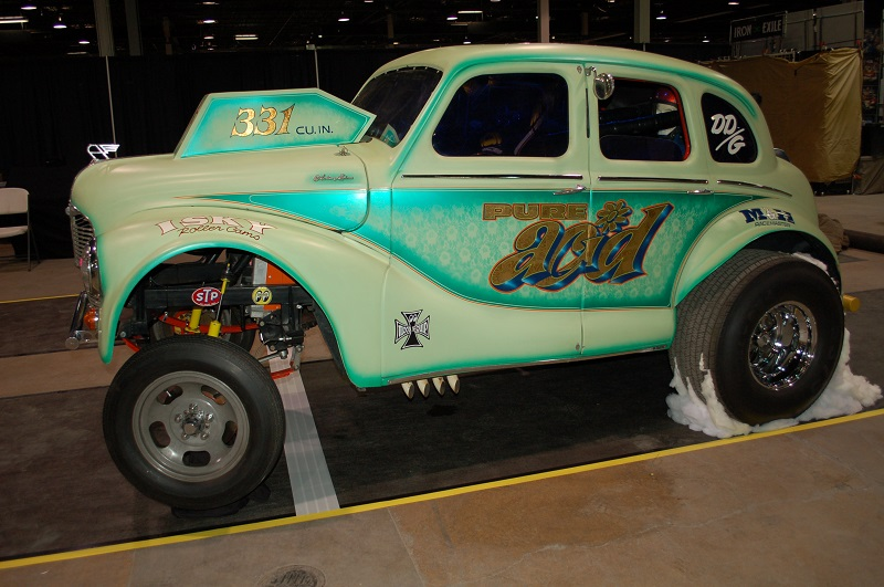 Photo Gallery: Chicago World of Wheels 2019 - News and blogs - Hot Rod Time Chicago-19-53
