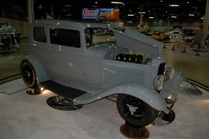 Photo Gallery: Chicago World of Wheels 2019 - News and blogs - Hot Rod Time Chicago-19-70