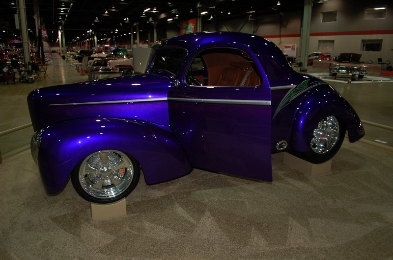 Photo Gallery: Chicago World of Wheels 2019 - News and blogs - Hot Rod Time Chicago-19-76