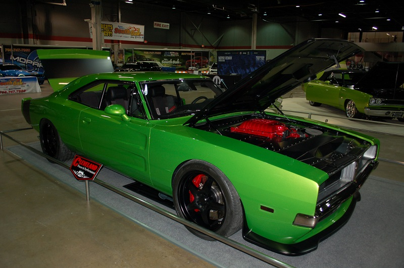 Photo Gallery: Chicago World of Wheels 2019 - News and blogs - Hot Rod Time Chicago-19-97