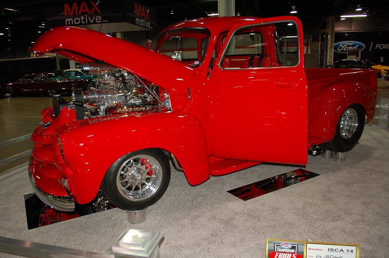 Photo Gallery: Chicago World of Wheels 2019 - News and blogs - Hot Rod Time ISCA-Finalist-60