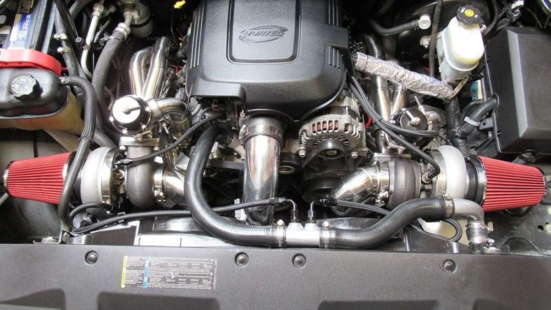Ls3 Single Turbo Kit