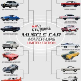 """Vote Now in the 2019 Muscle Car Match-Ups: The """"Limited Edition"""" Edition"""
