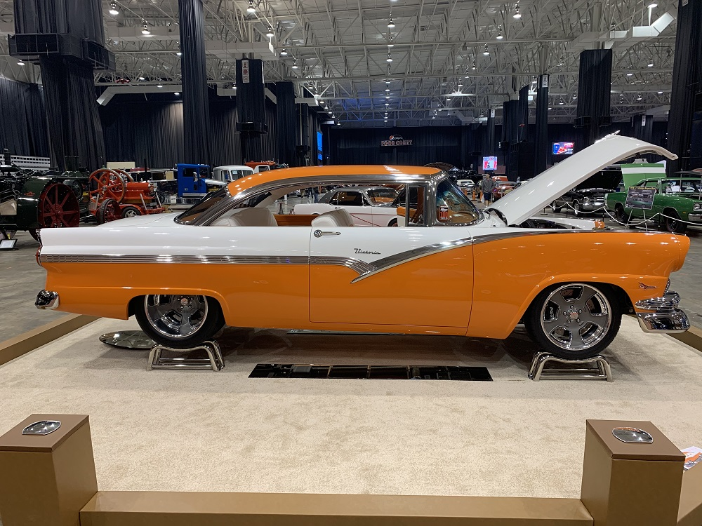 1956 Ford Victoria - Wild Wes Paintworks