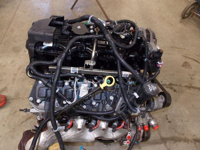 LY2 engine swap