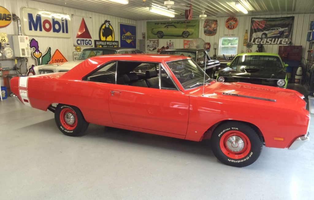 Edward Leasure S 1969 Dodge Dart 340 Swinger Highlights Underrated Car S Potential Onallcylinders