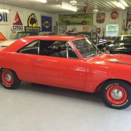 1969 dodge dart 340 swinger - edward leasure