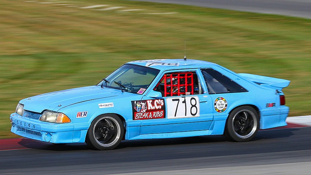 The Fox Body That Could: BMR Racing's Mustang Takes on BMWs and