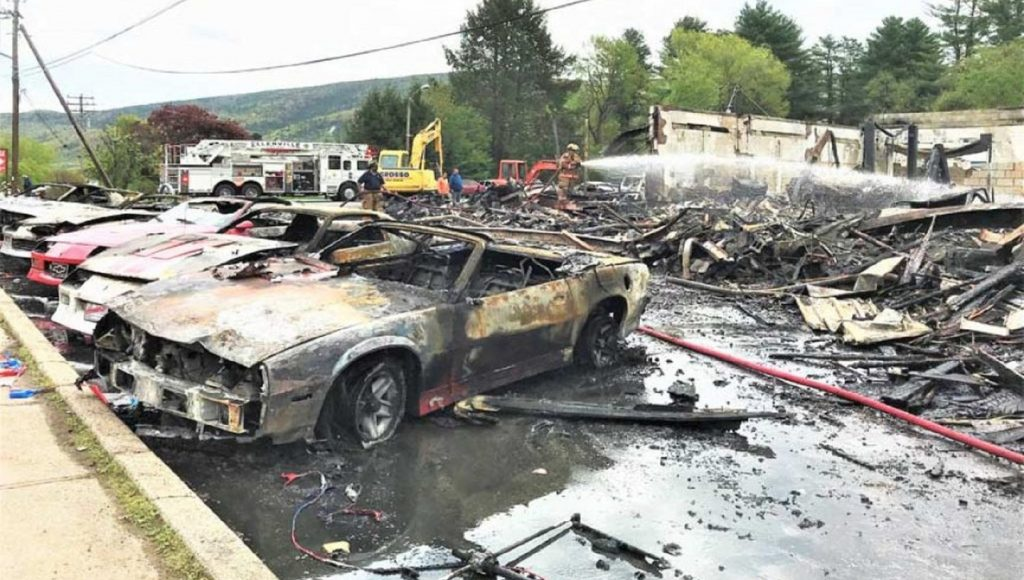 613 Automotive Fire