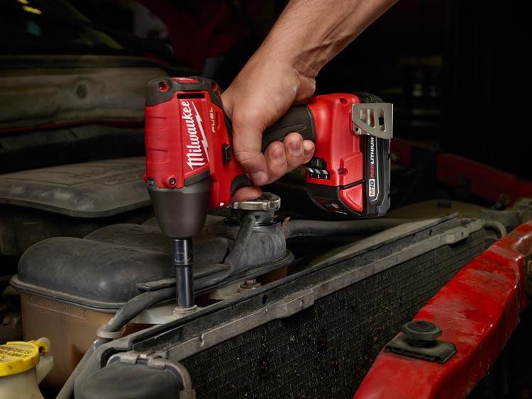 Milwaukee Tools M18 power drill
