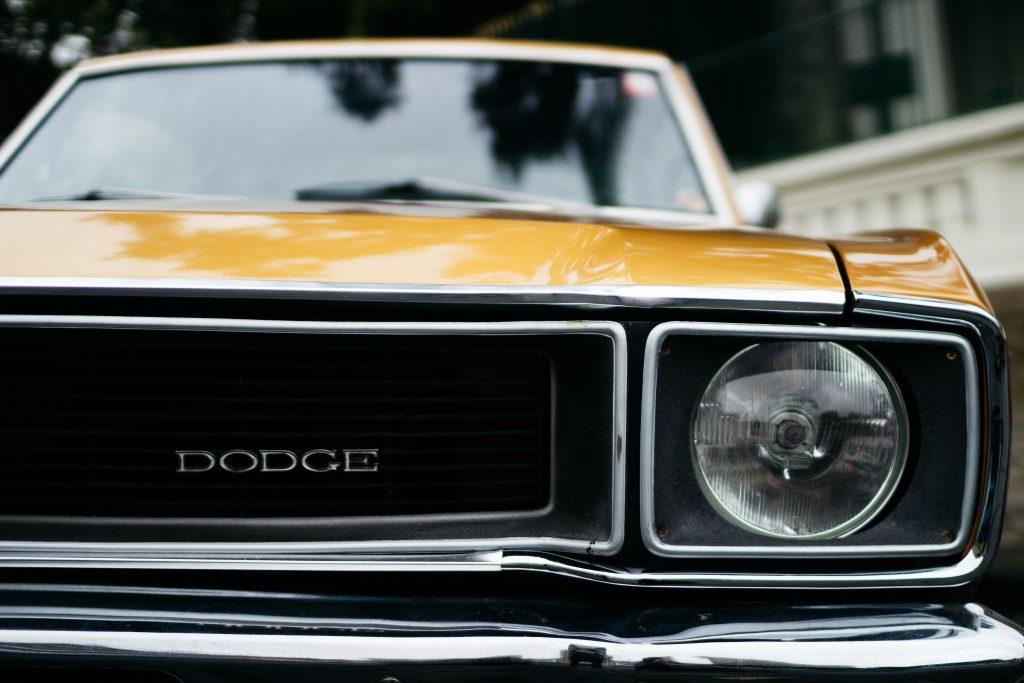 Classic Dodge Car