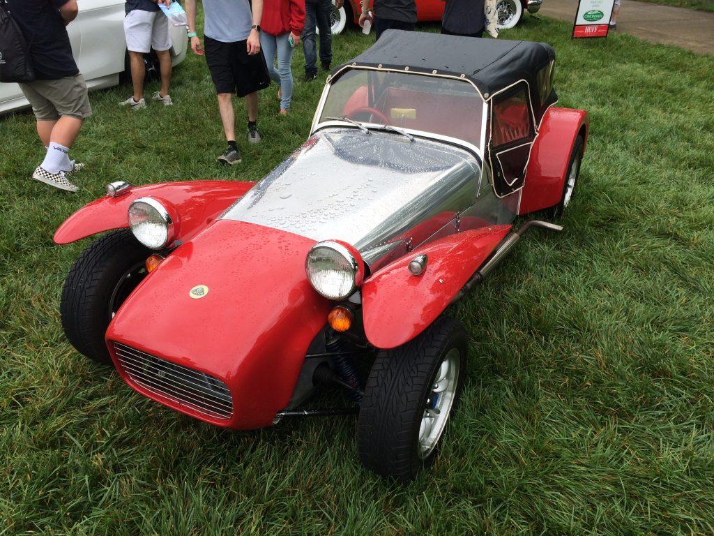 1964 Lotus Super 7