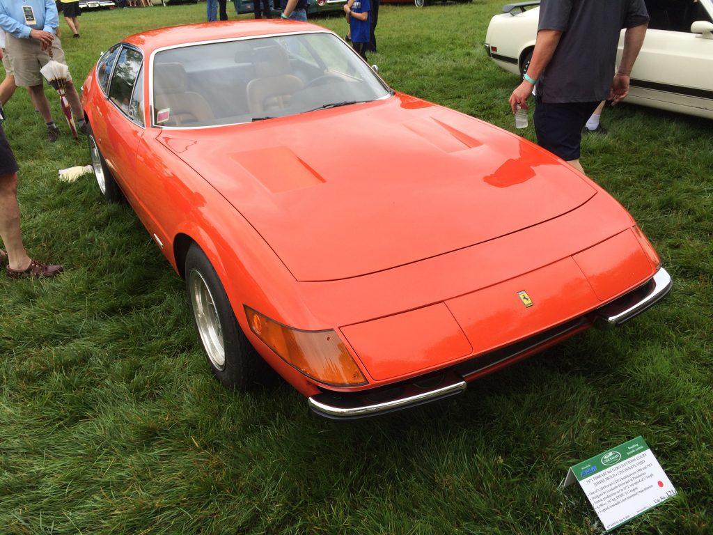 1971 Ferrari 365 GTB Daytona
