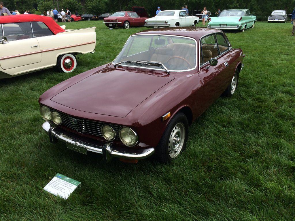 1972 Alfa Romeo 2000 GT