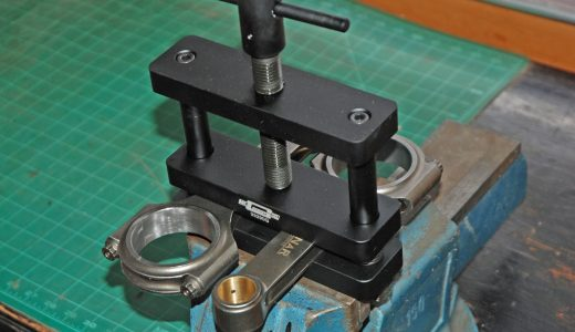 Protect Connecting Rods with Mr. Gasket's Rod Vise