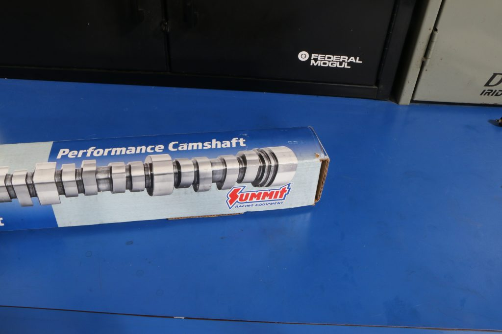 Four-tify Your LS: Summit Racing Stage 4 Pro LS Camshaft Test
