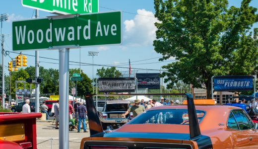 The Hottest Instagram Photos from 2019 Woodward Dream Cruise