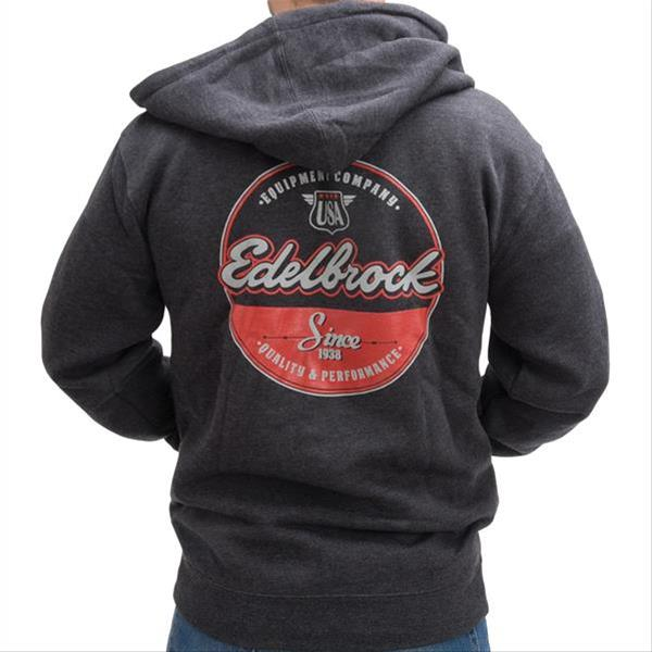 Edelbrock Hooded Sweatshirt