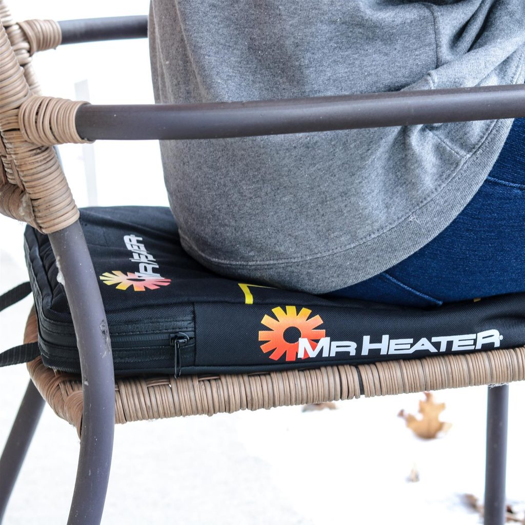 Mr Heater Seat Warmer