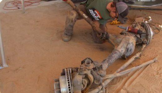 Horsepower Wars: Junkyard Challenge, Episode 2: Time to Build