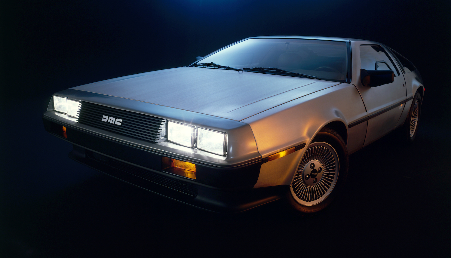 DeLorean DMC-12 Coming Back to the Future? - OnAllCylinders