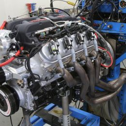 5.3 LS with MSD Atomic intake manifold