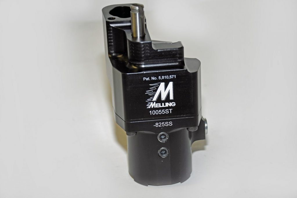 Melling 10055ST-825SS High Performance Oil Pump