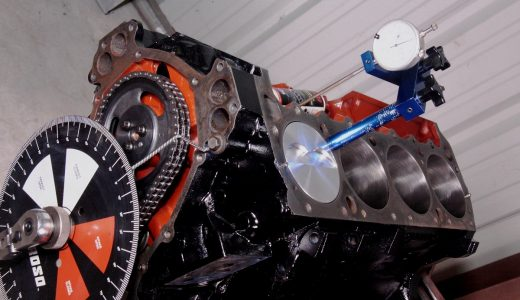 Building a Baby Max Wedge 435 Mopar B-Block Stroker That Makes Nearly 600 HP